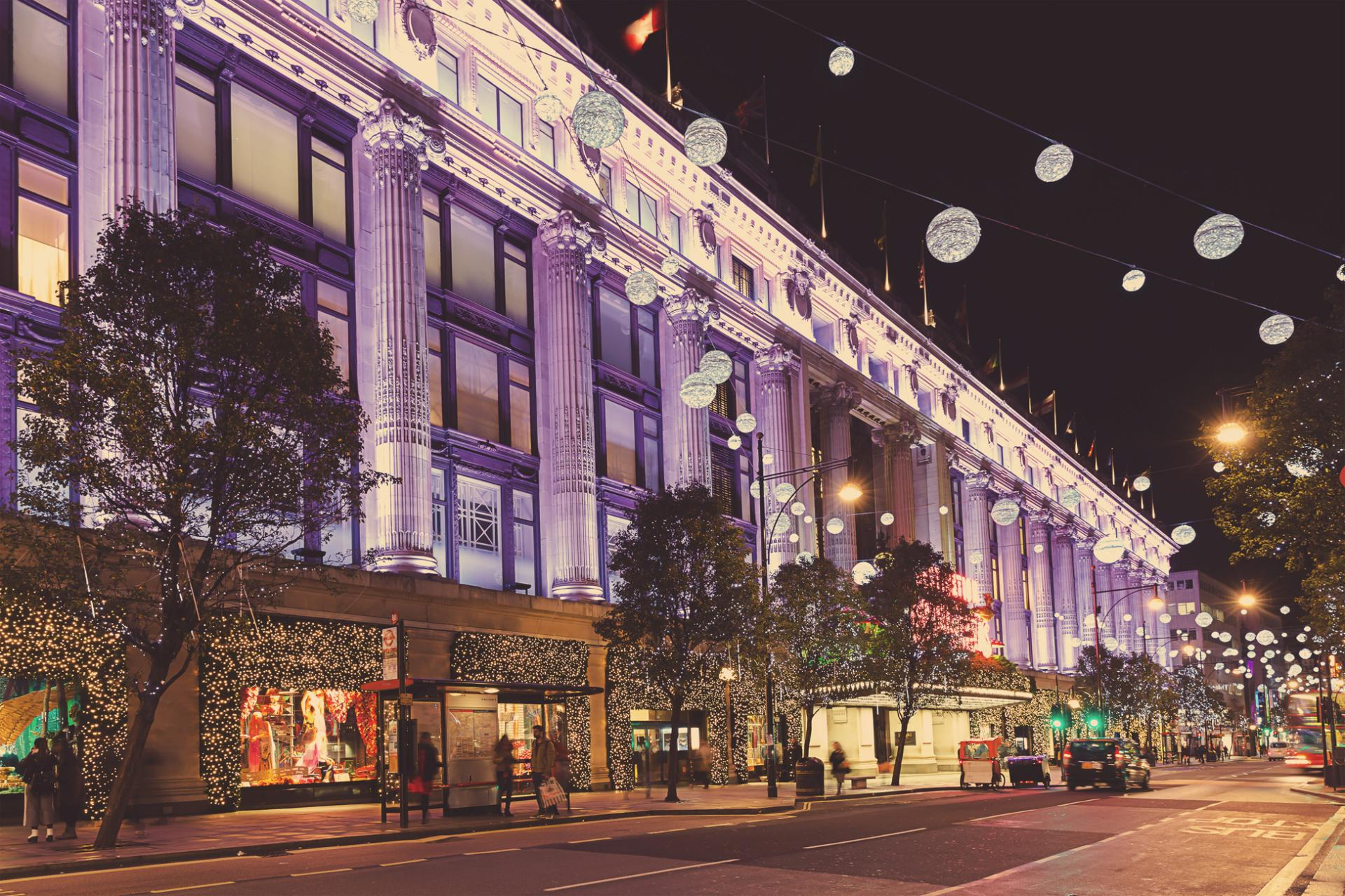 Mejores tiendas de Londres: Selfridges