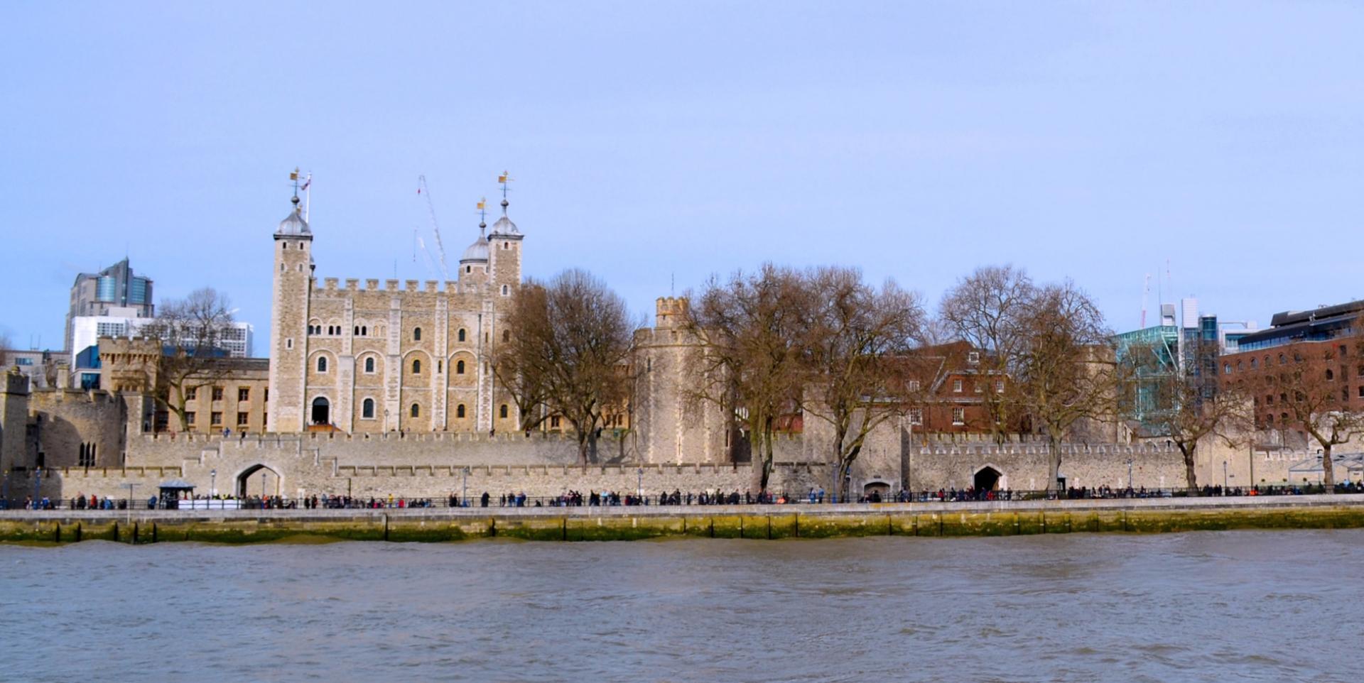 Que ver en tres días en Londres? Torre de Londres