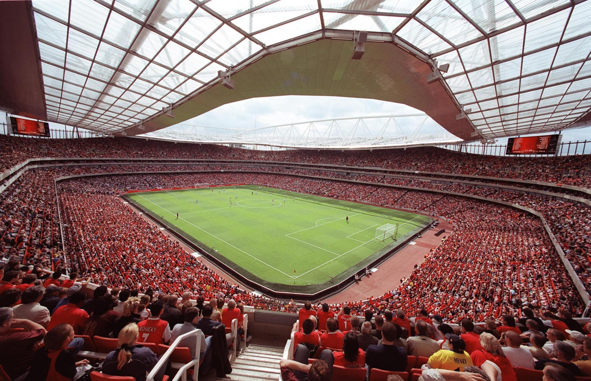 Visitar los estadios de fútbol en Londres