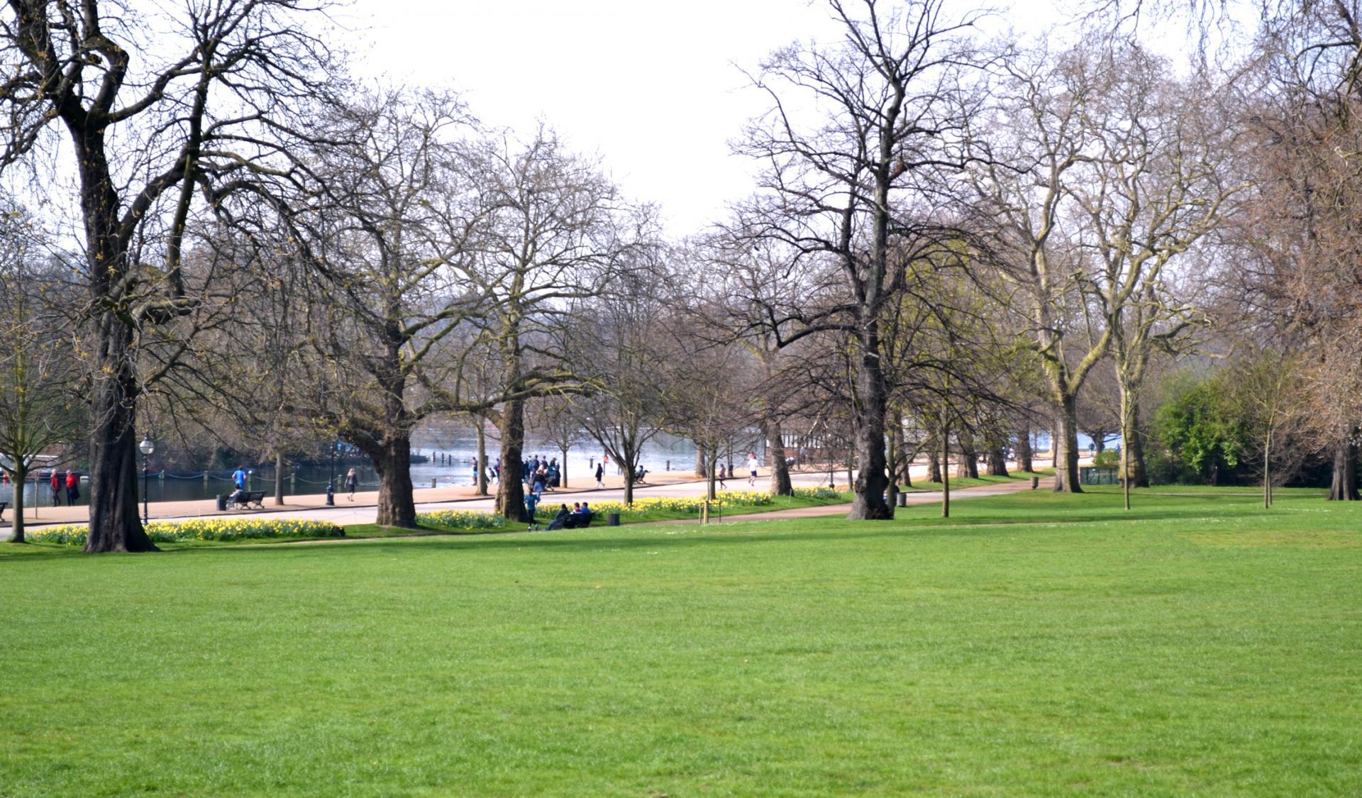 Hyde Park y Kensington Gardens