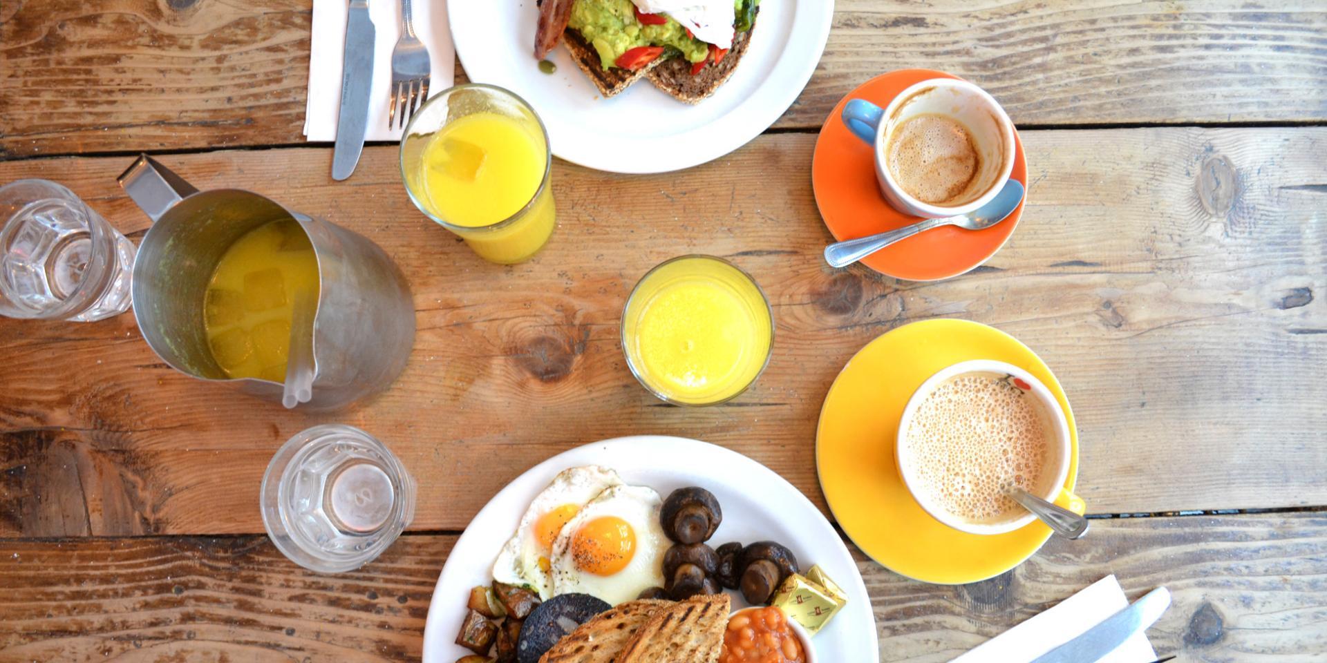 Londres en tres días: The Breakfast Club