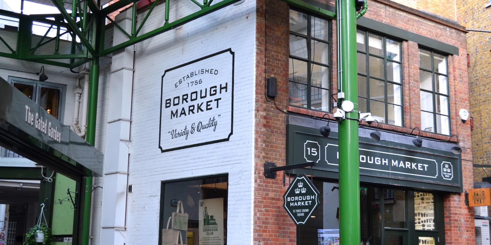 Qué hacer en Londres en 3 días: Borough Market