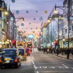 Planes para los festivos de Navidad en Londres
