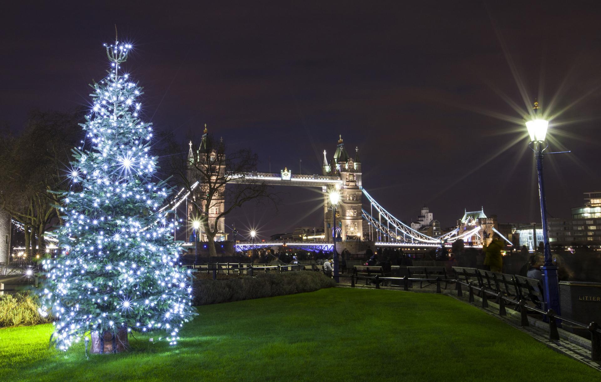 ¿Qué hacer en Londres en Navidad?