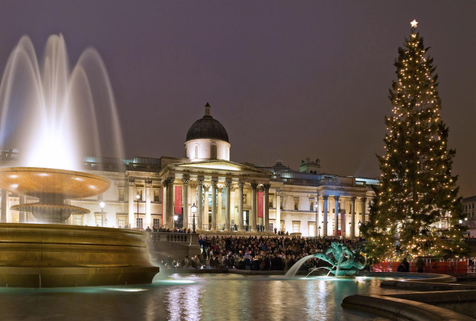 Que hacer en Londres en Navidad