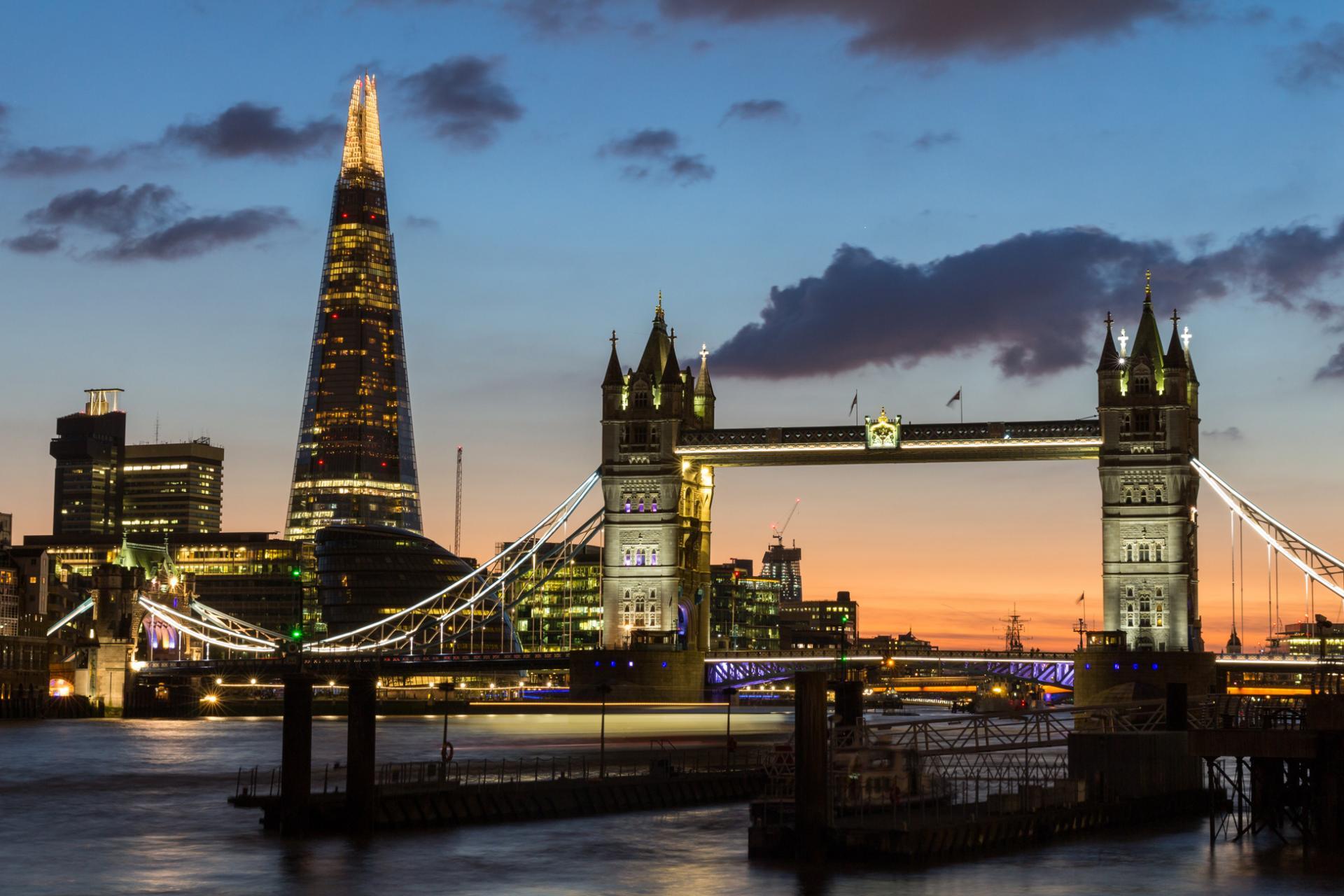 Navidad en Londres: Edificio The Shard