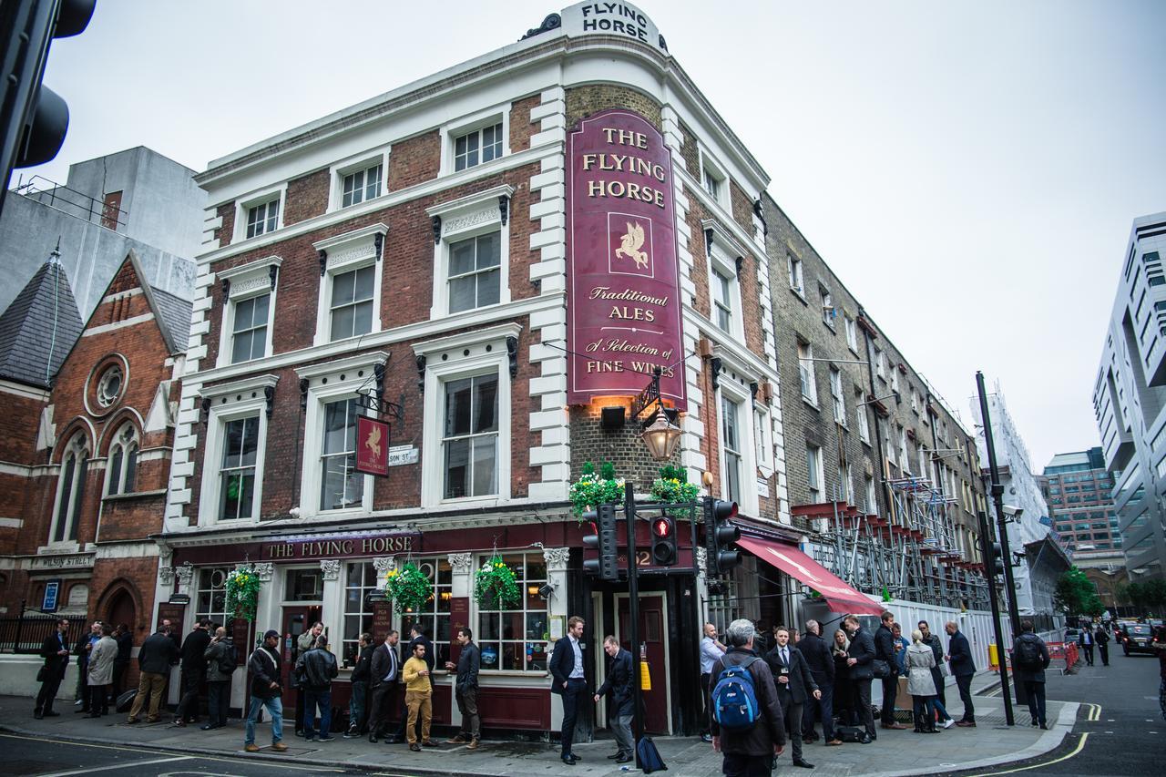 Hostales baratos en Londres: Hostal en Liverpool Street