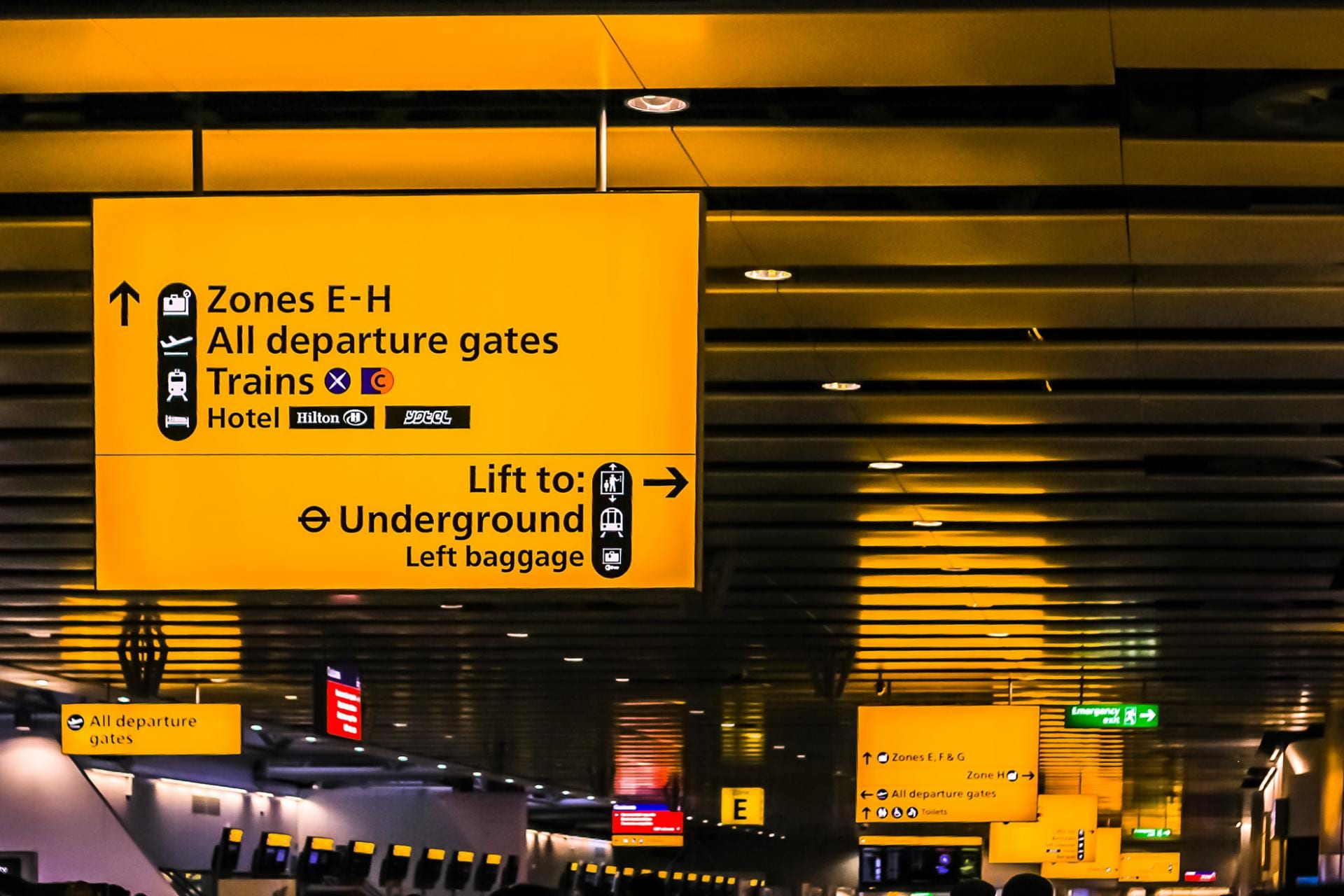 ¿Cómo ir de Heathrow a Londres?