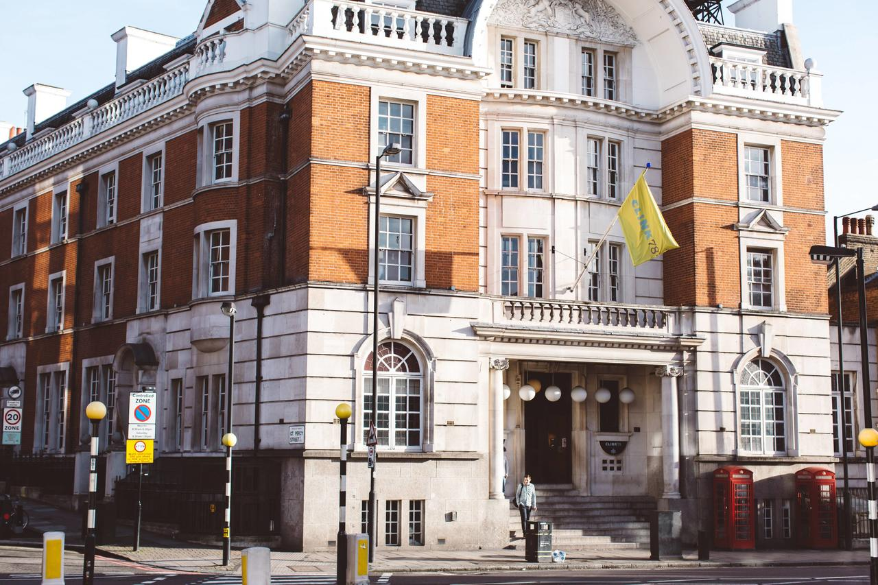 Albergues en Londres: Click Hostel