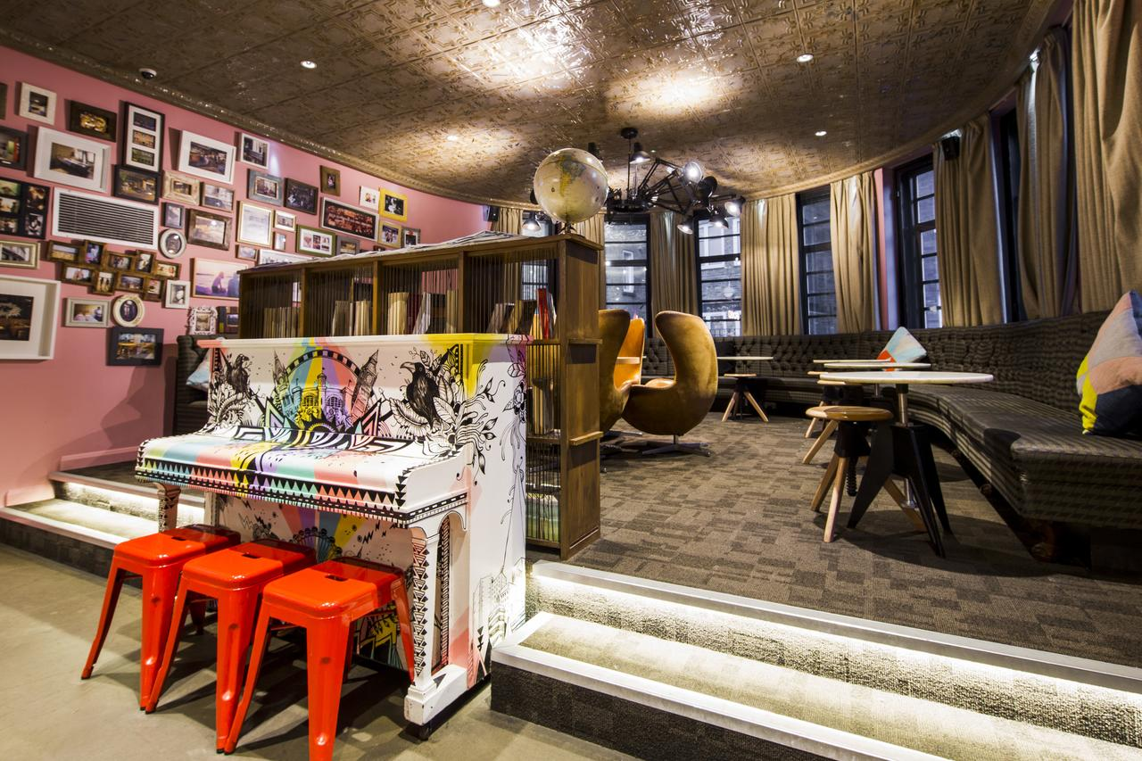 Hostales en Londres: Generator Hostel