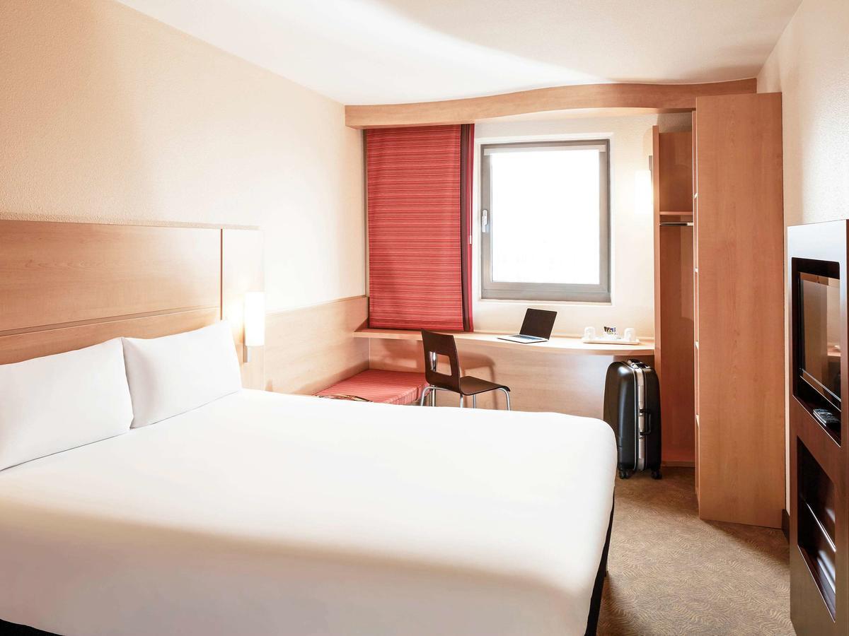 hoteles buenos y baratos en Londres: Ibis Shoreditch