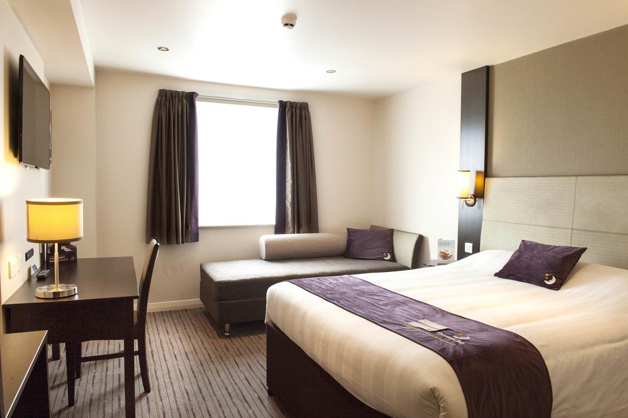 Hoteles económicos en Londres: Premier Inn