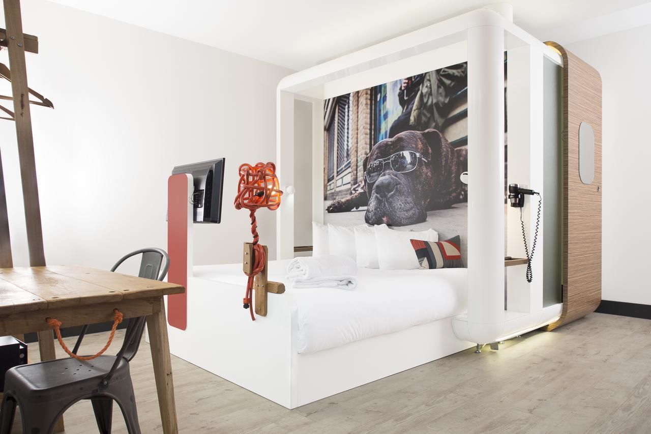 Hoteles baratos en Londres centro: Qbic Whitechapel