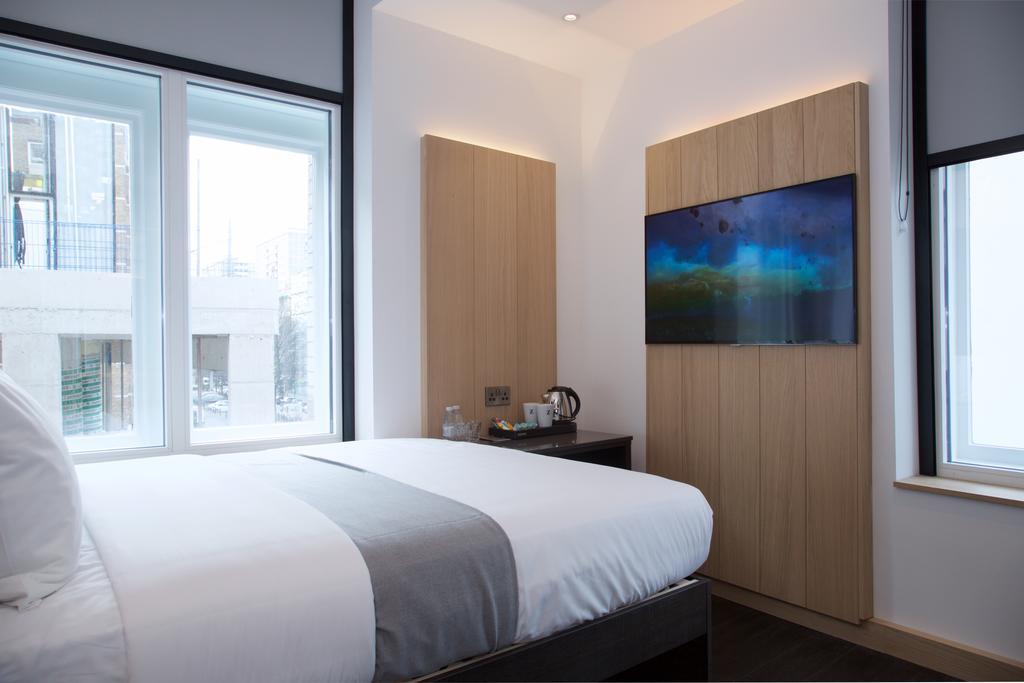 Hoteles baratos en Londres: Z hotel Shoreditch