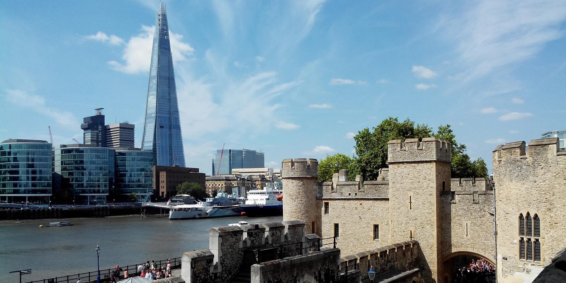 Londres en 5 dias
