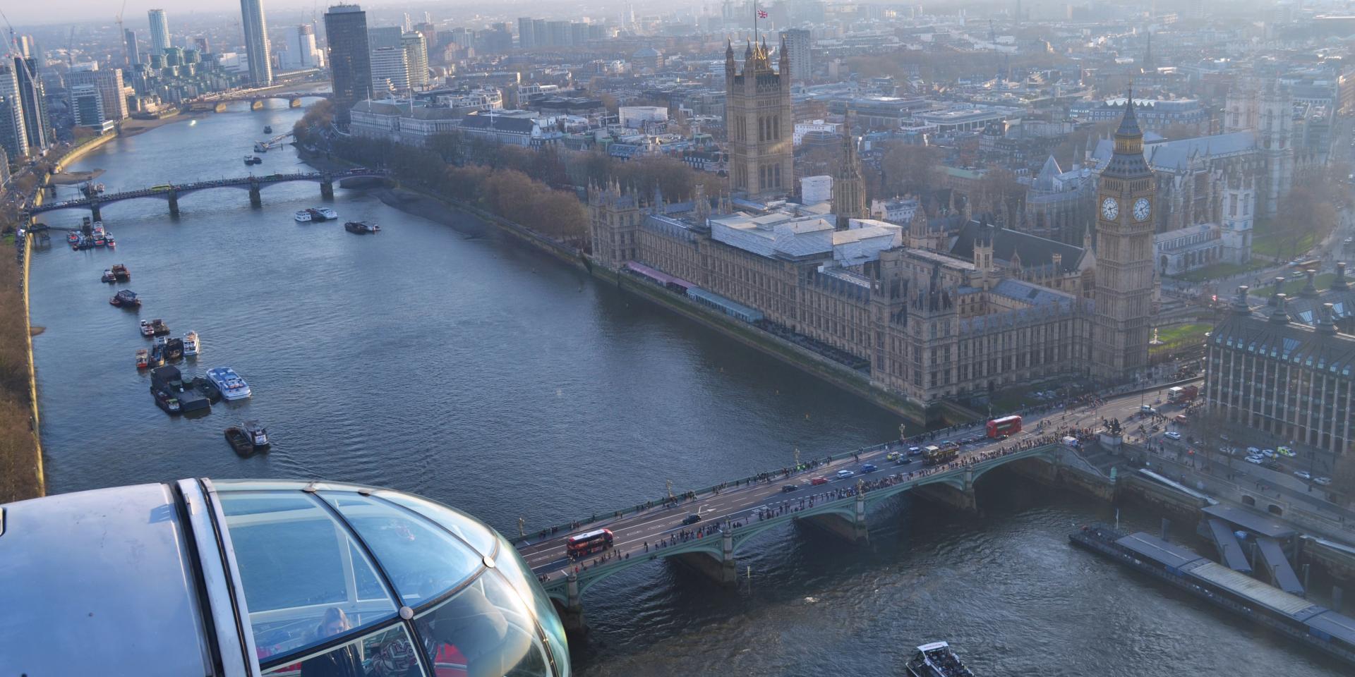 5 días en Londres: London Eye