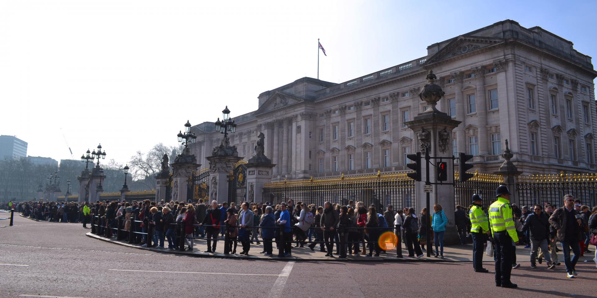 Londres en cinco dias