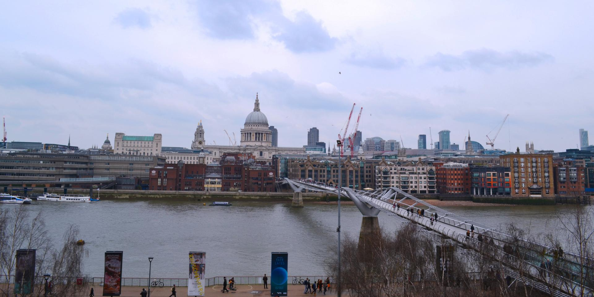 Londres en cinco días