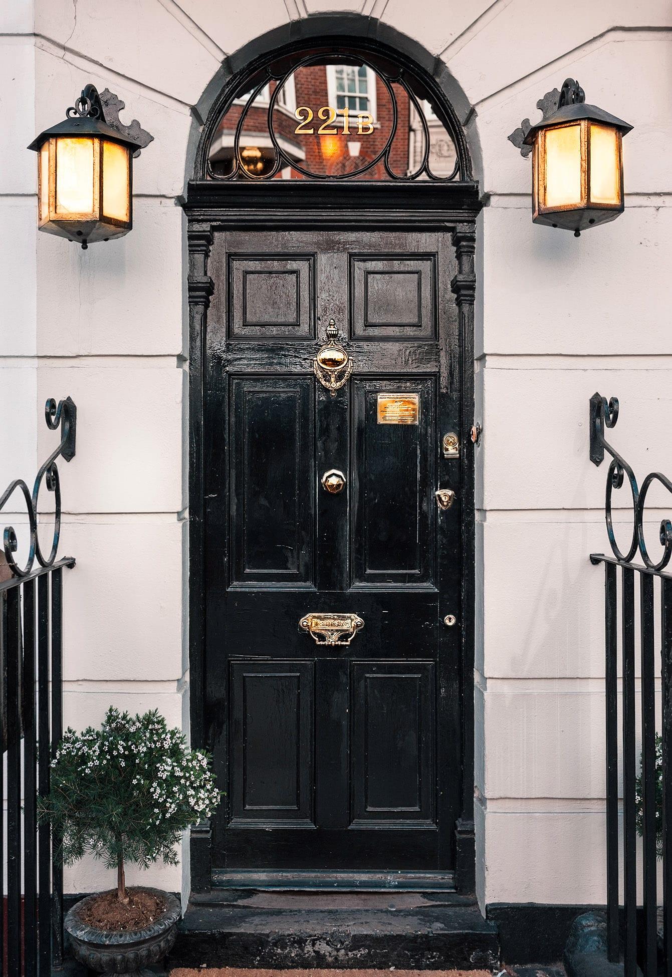 221 Baker Street Londres
