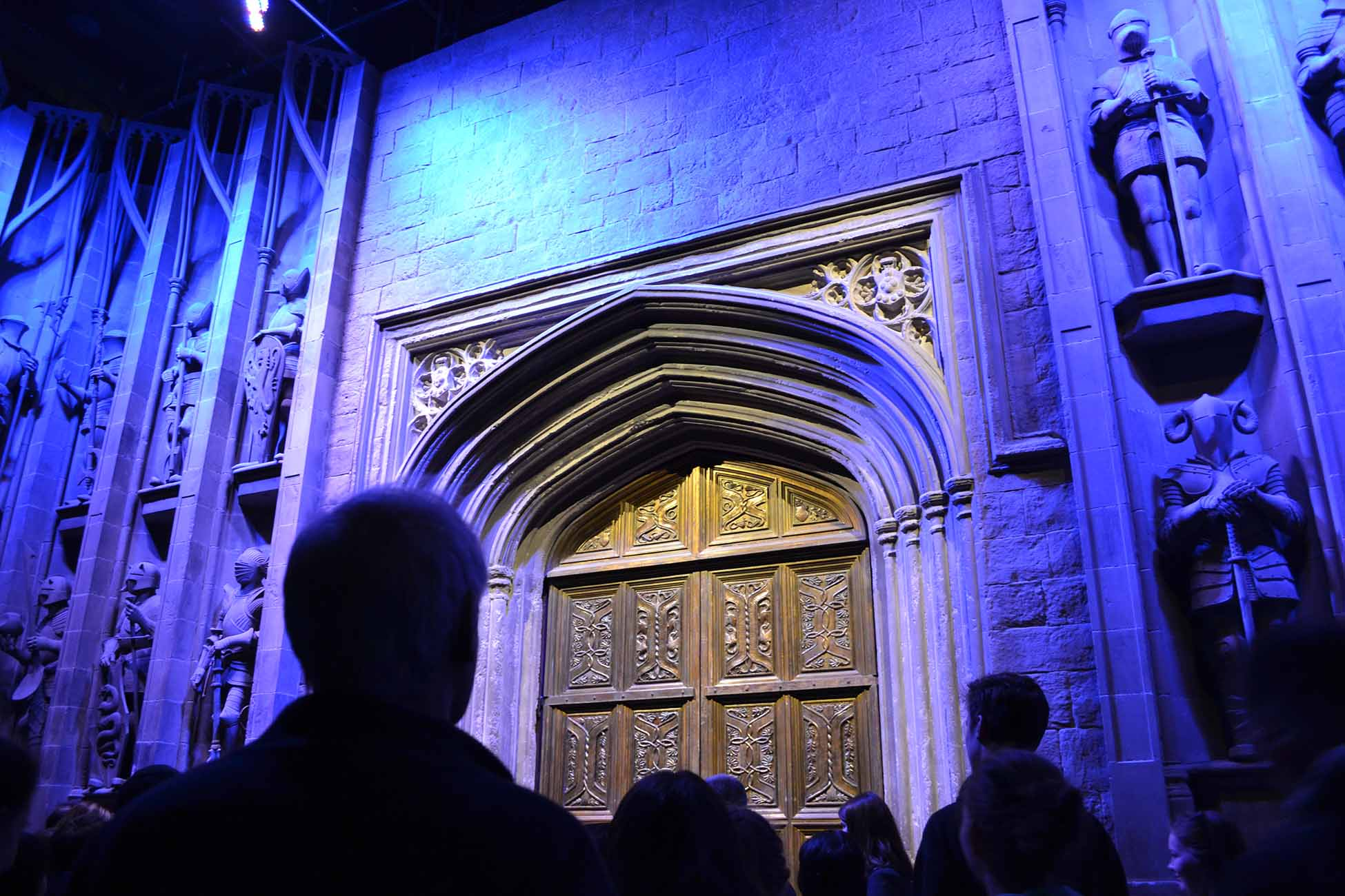 Inicio del Harry Potter Studio Tour en Londres