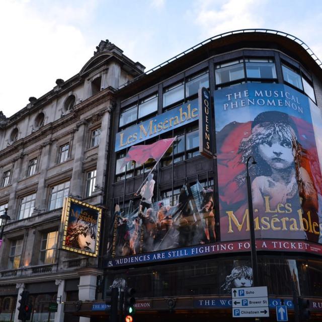 Los Miserables en Londres