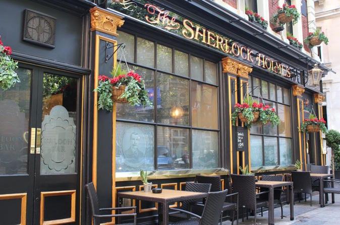 Tour Sherlock Holmes London