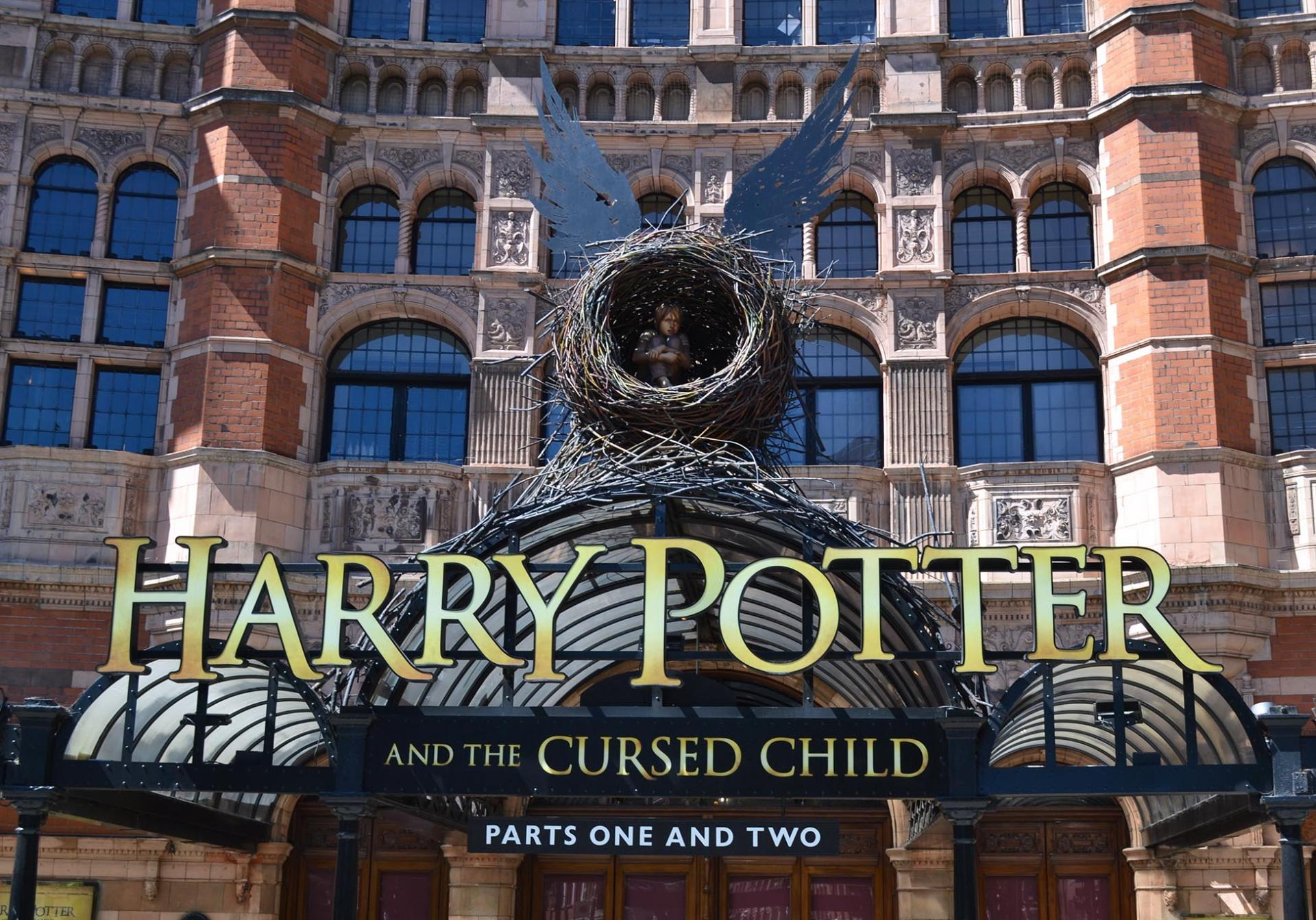 Teatro de Harry Potter en Londres