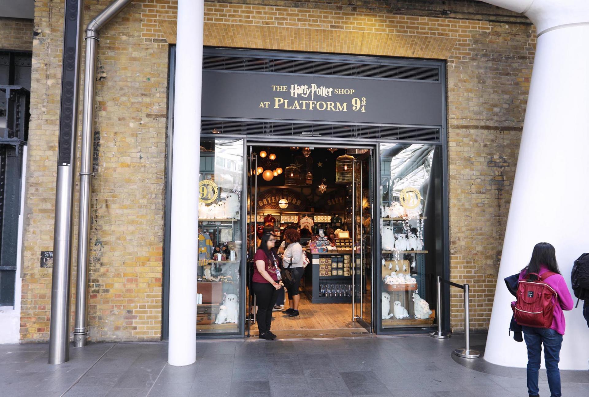 Tienda de Harry Potter en Londres