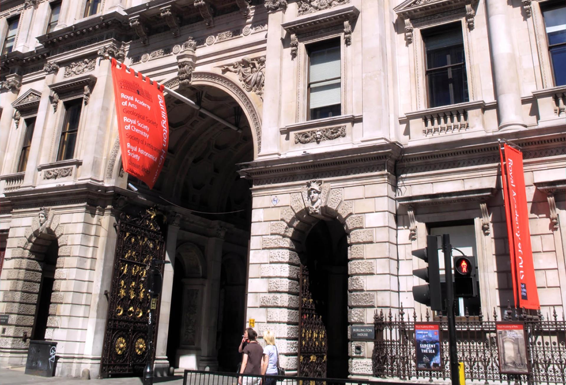 Royal Academy of Arts, Londres – Mayfair