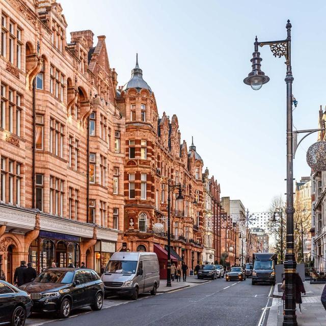 Todo sobre el barrio de Mayfair en Londres