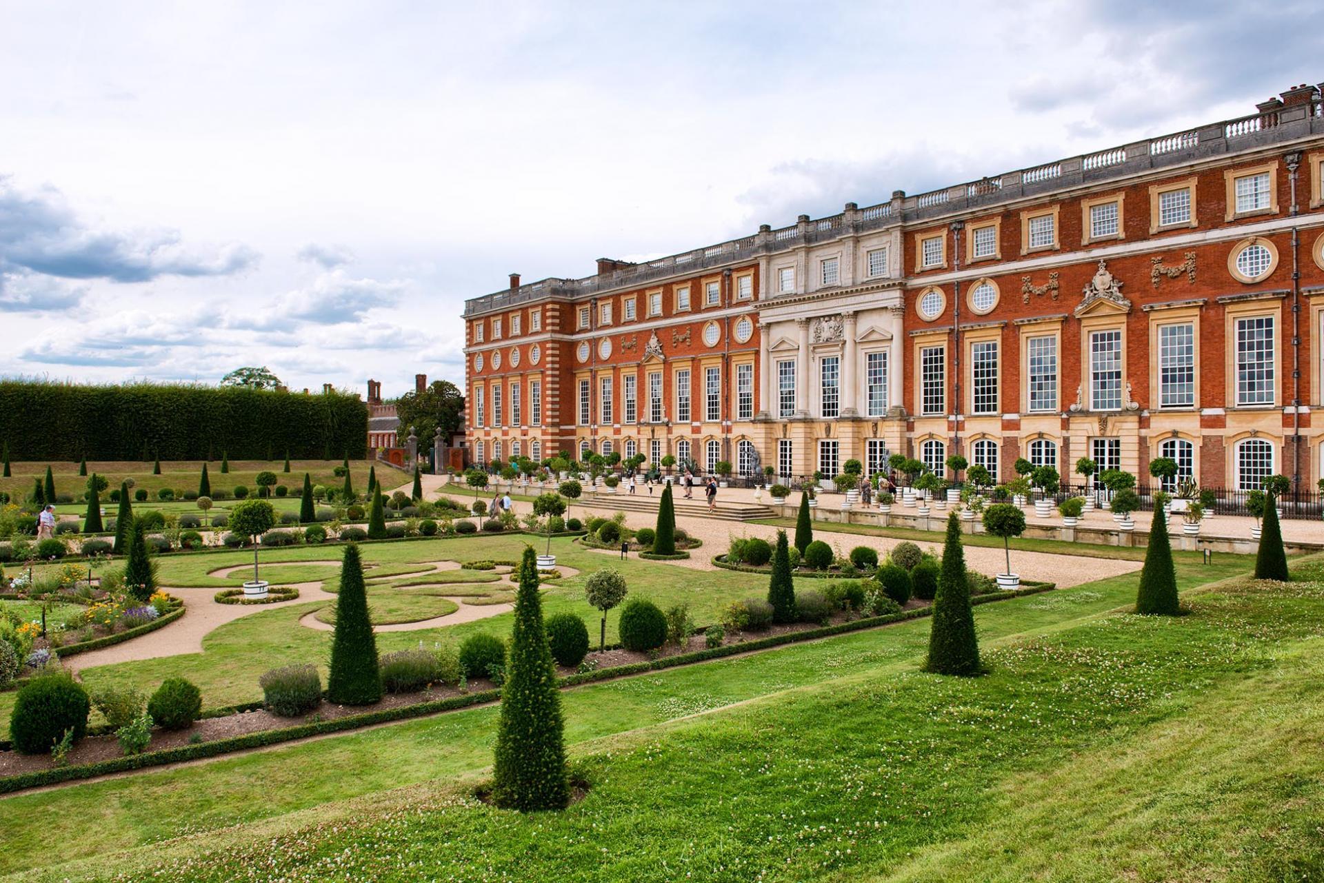 Palacios y castillos en Londres y alrededores