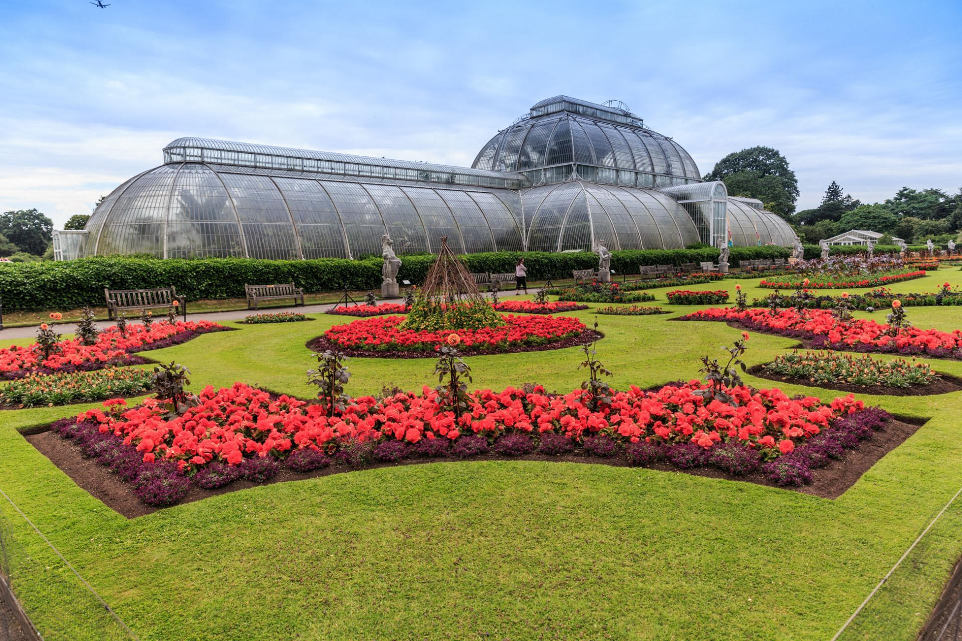 Kew Gardens, el Jardín Botánico de Londres