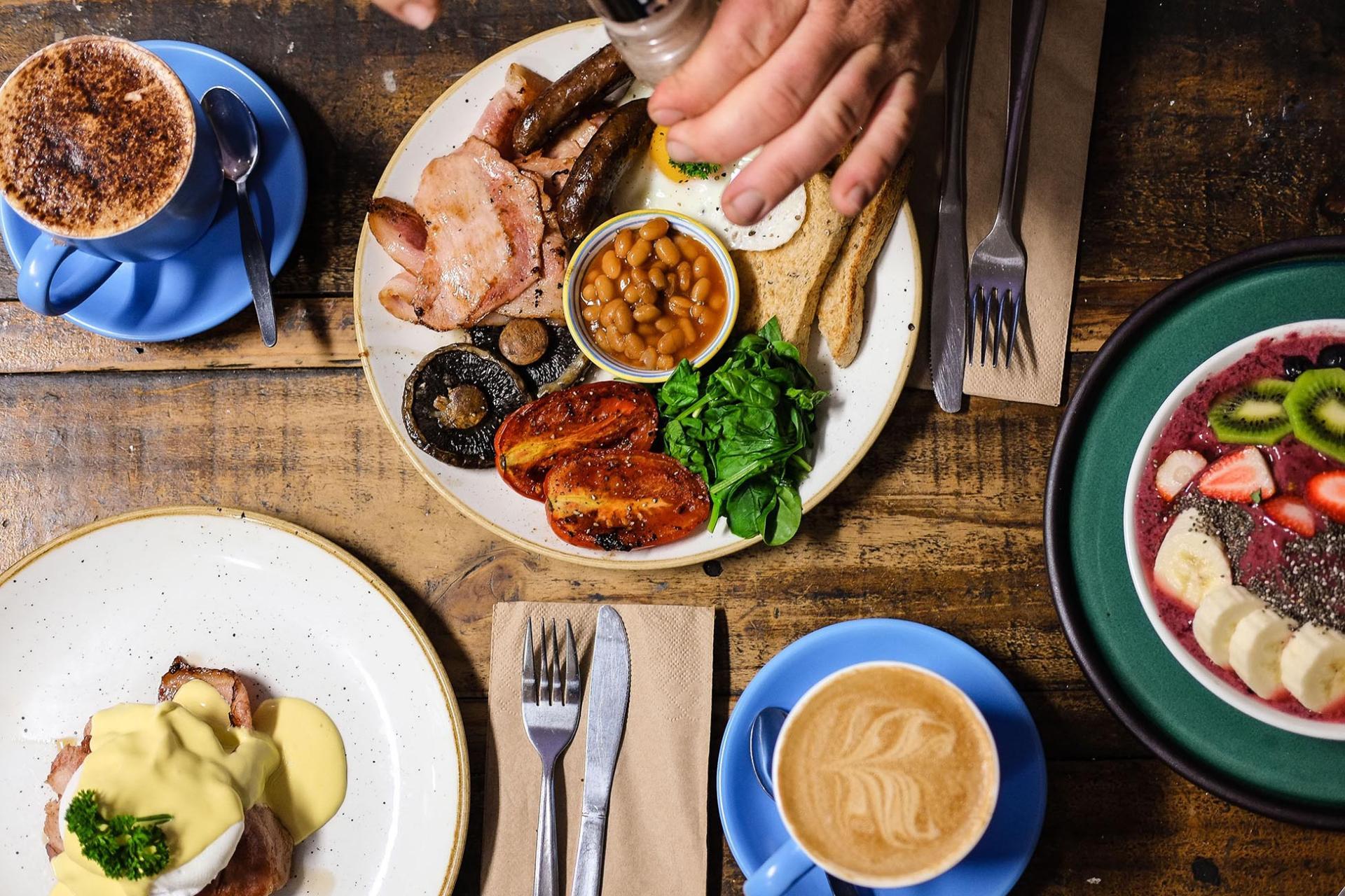Los 10 mejores desayunos en Londres y nuestros 2 Brunchs favoritos