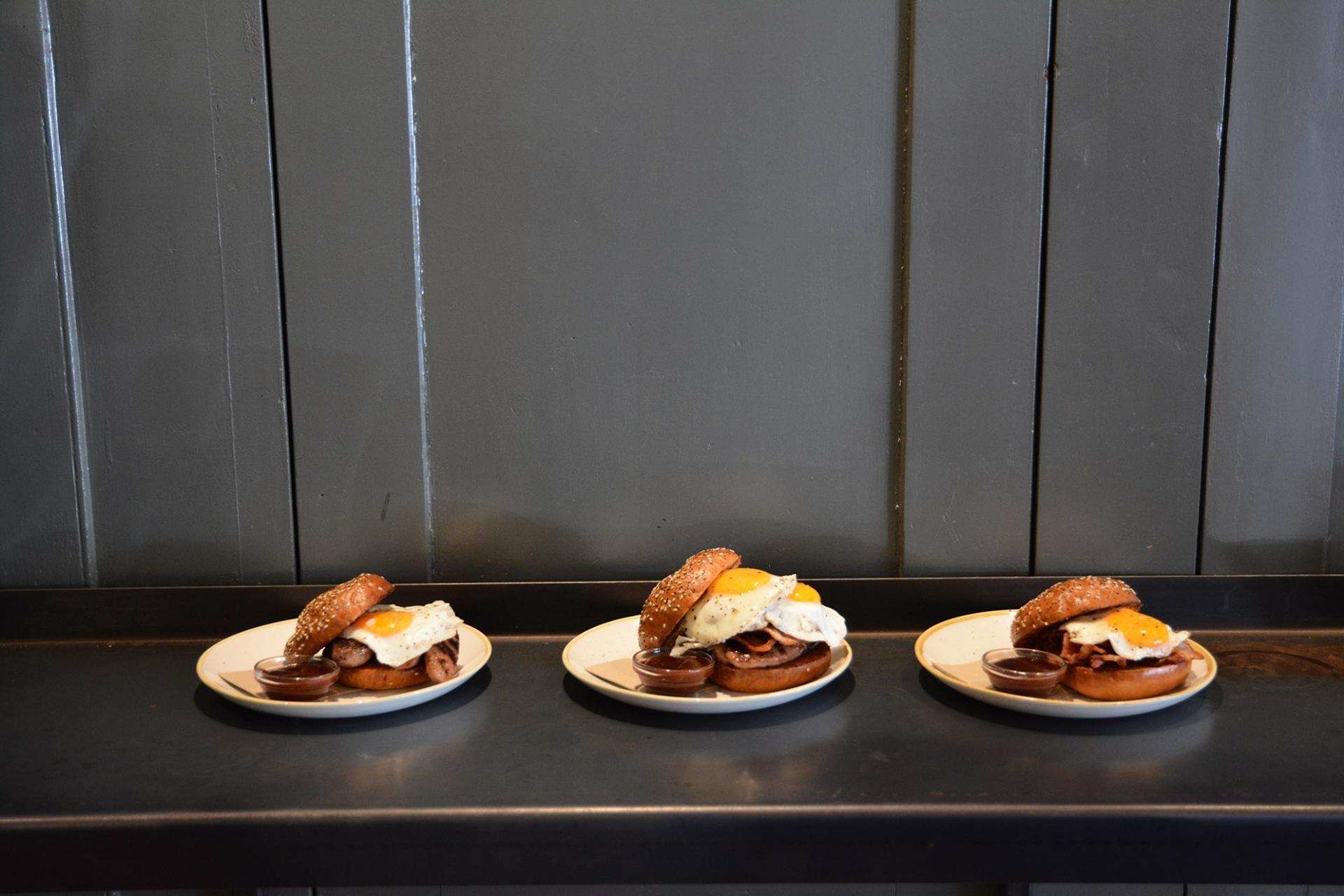 Mejores desayunos en Londres: The Black Penny en Covent Garden