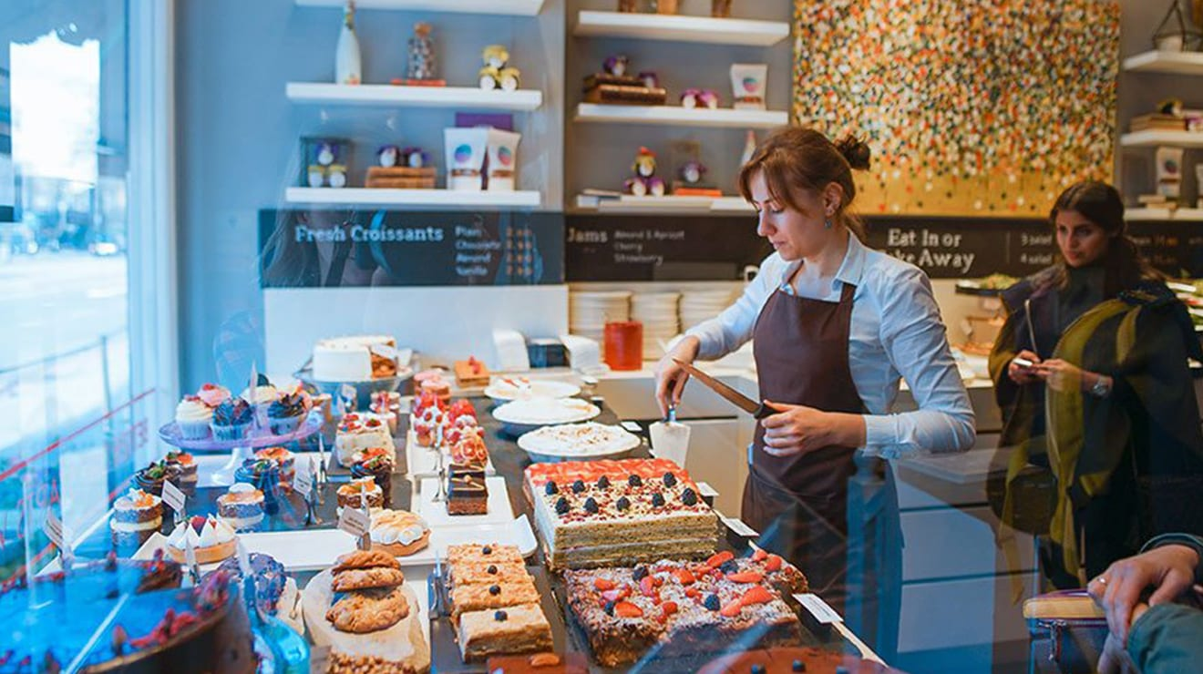 Café l'Eto Londres –Desayunos