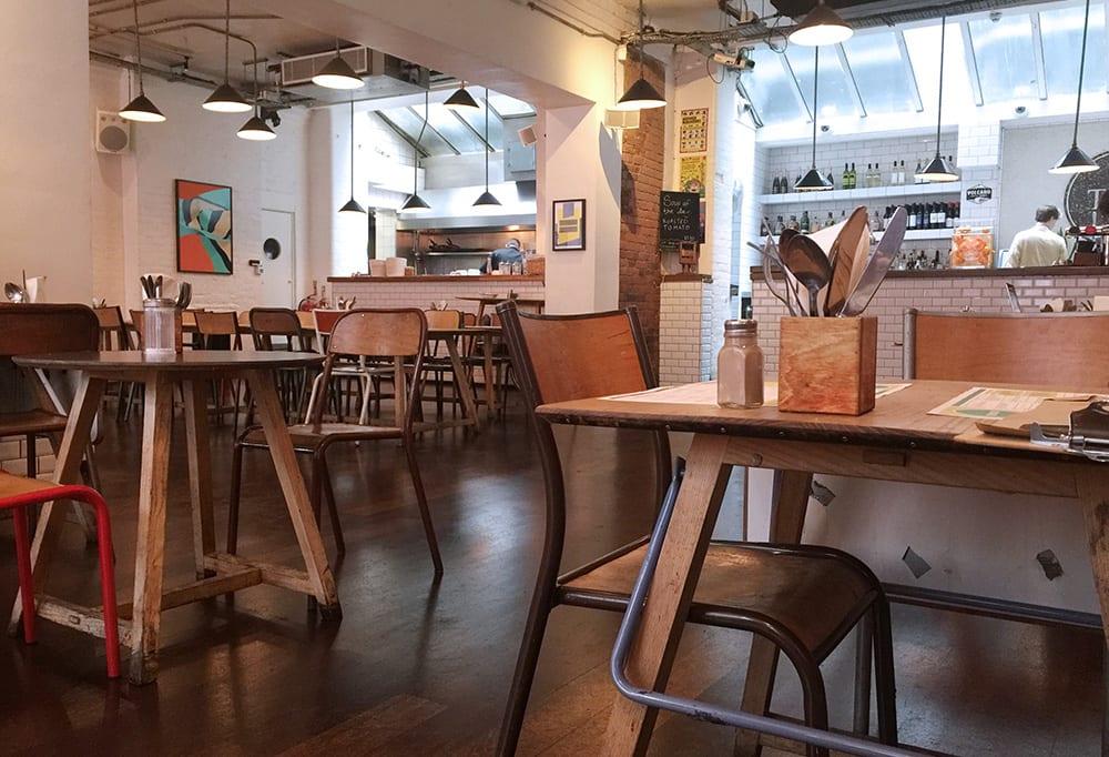 The Book Club en Shoreditch: Londres