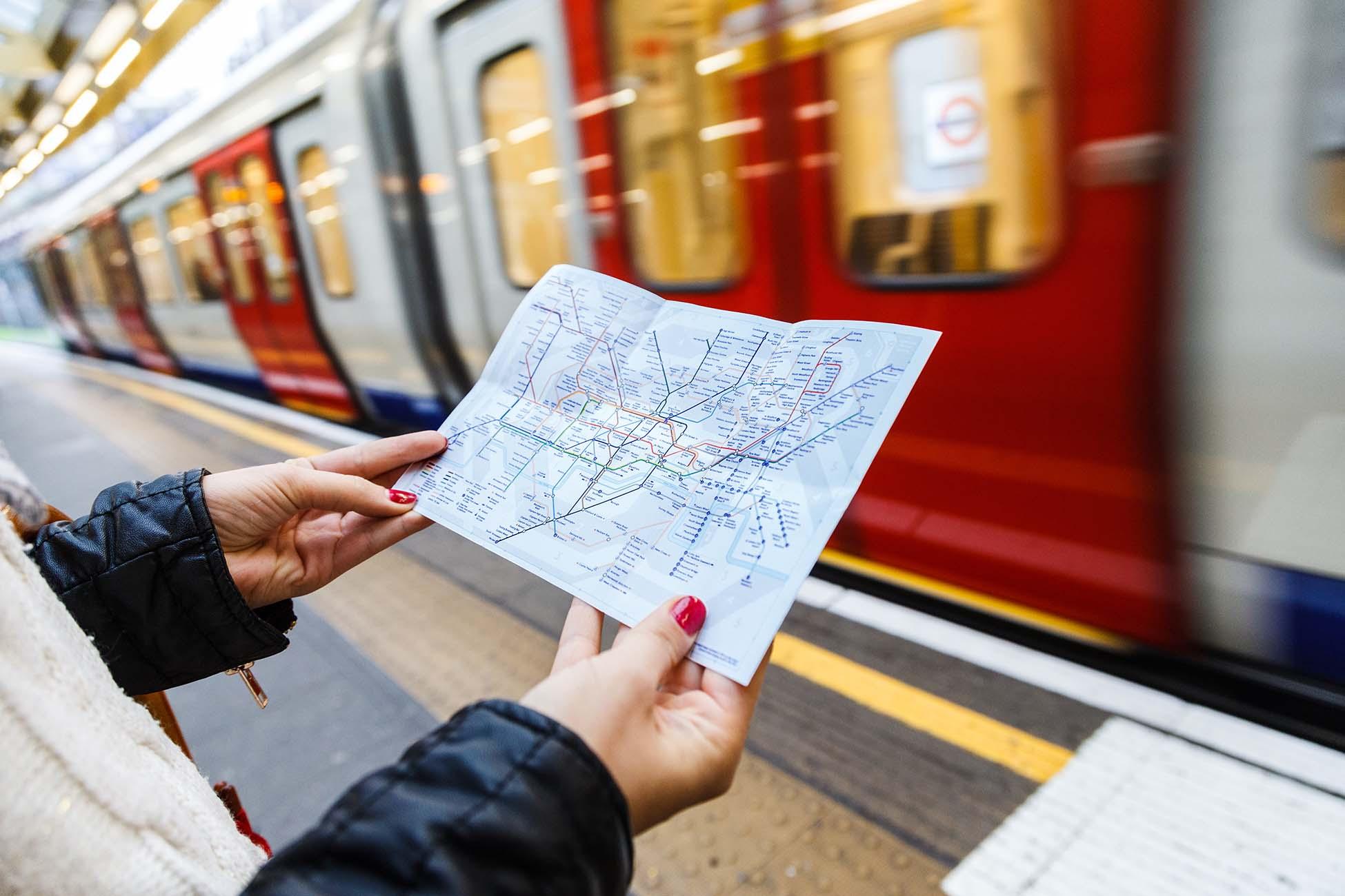 Oyster Card para el Metro de Londres