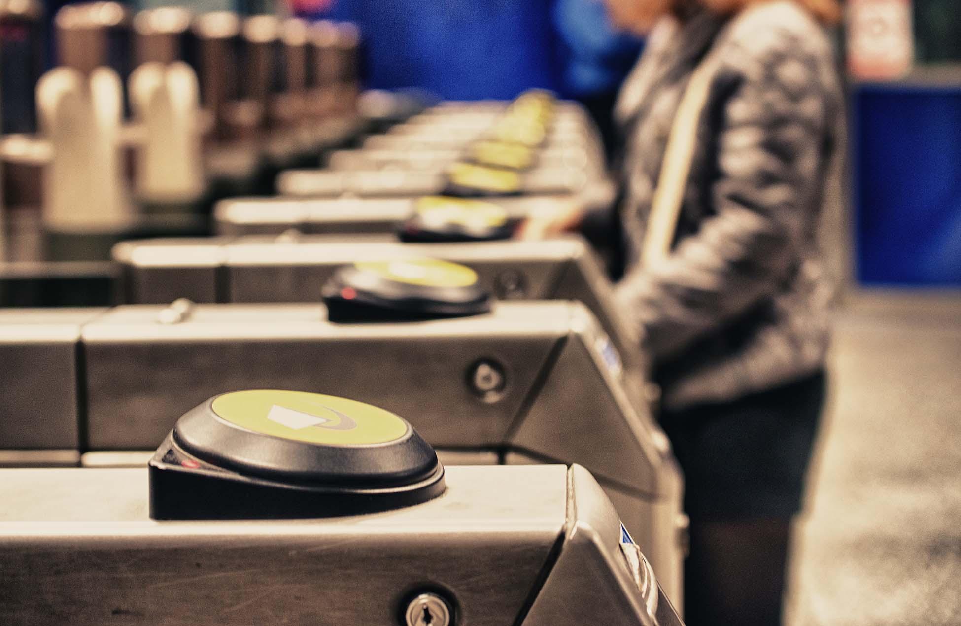 Tarjeta metro de Londres: Oyster Card