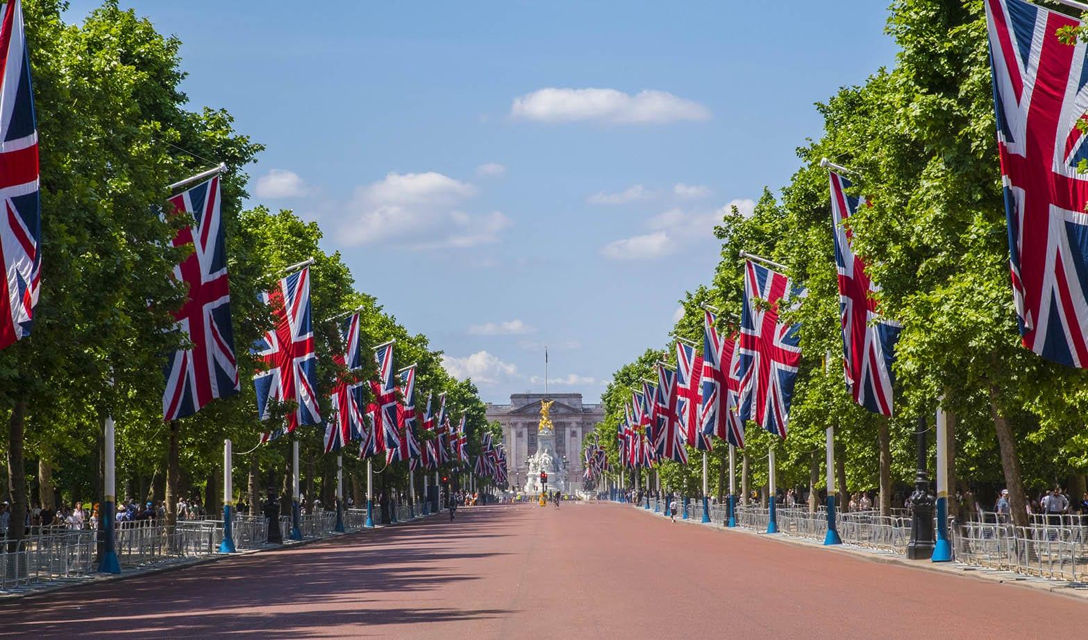 Barrio de Westminster en Londres