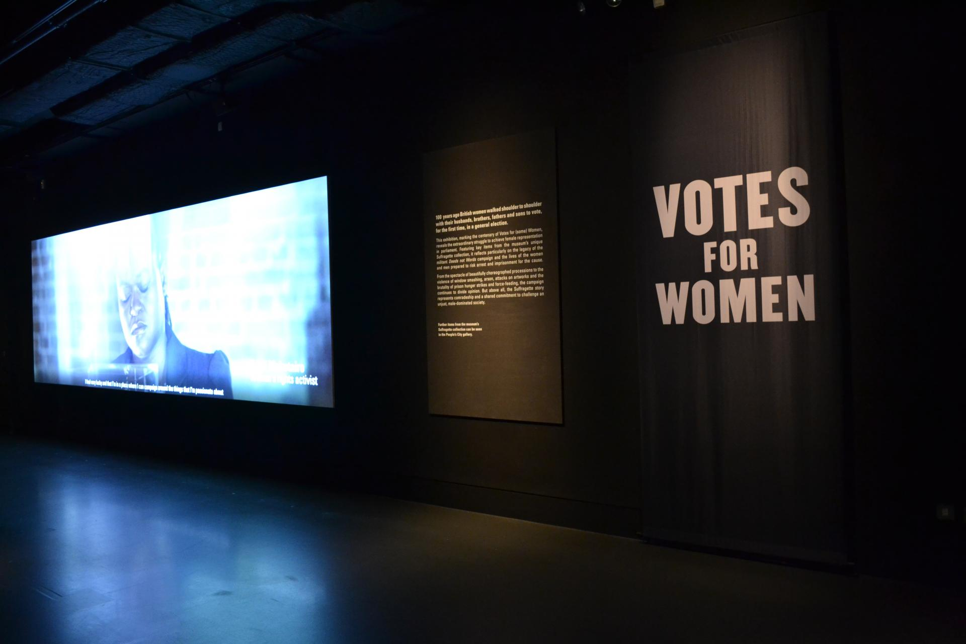 Votes for Women: Museum of London