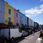 Portobello Road Market en Notting Hill