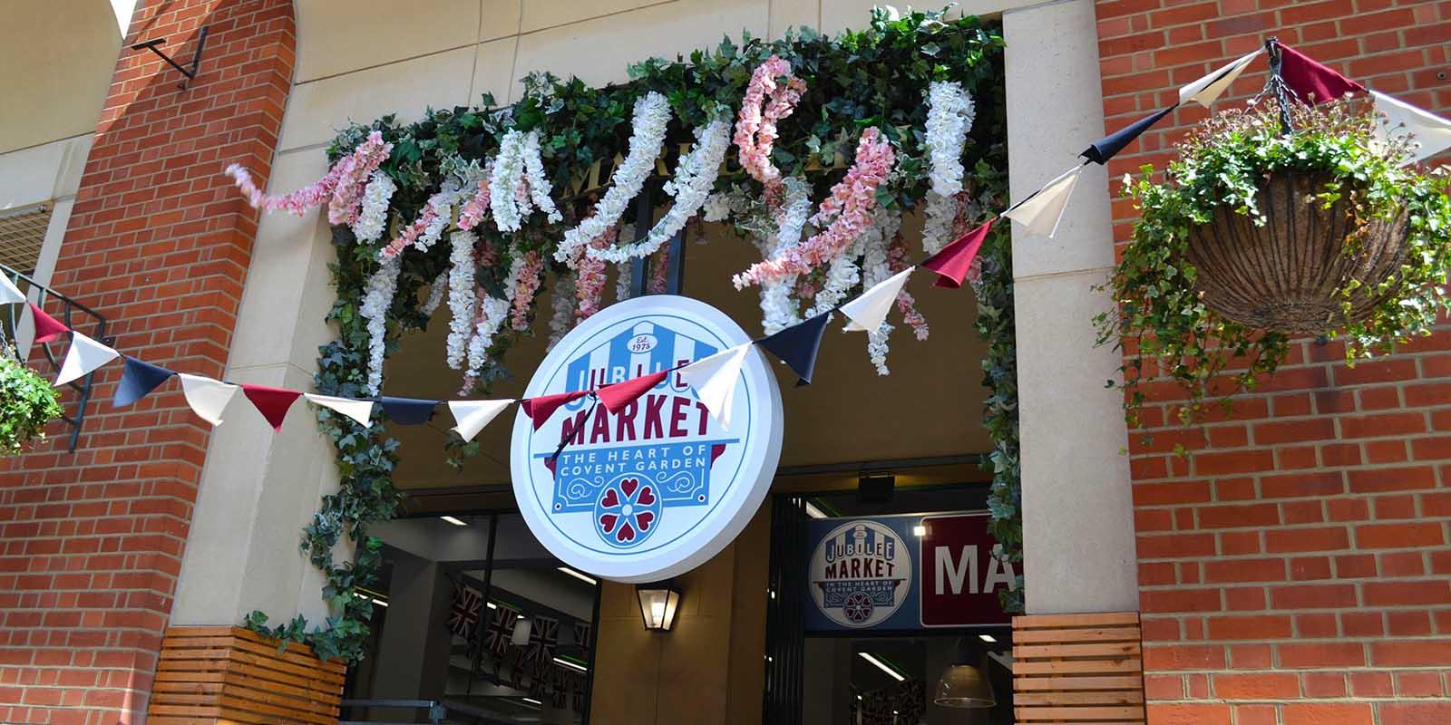 Jubilee Market en Covent Garden