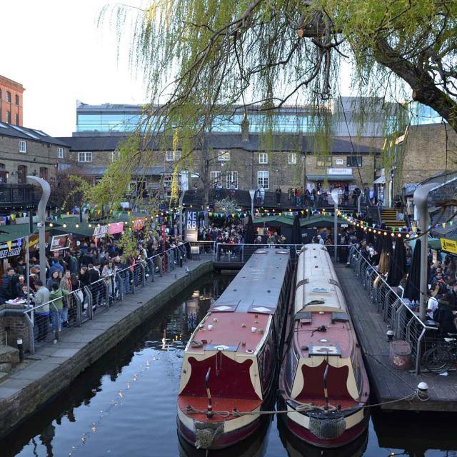 Los 10 mejores mercadillos de Londres
