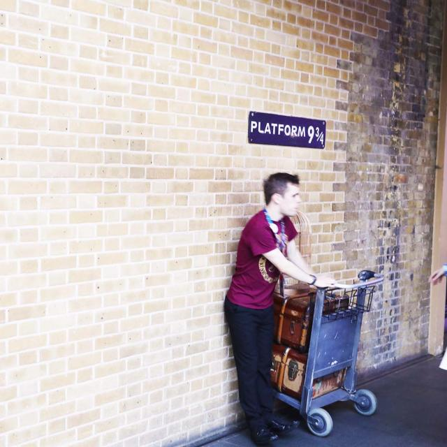 15 escenarios de Harry Potter en Londres