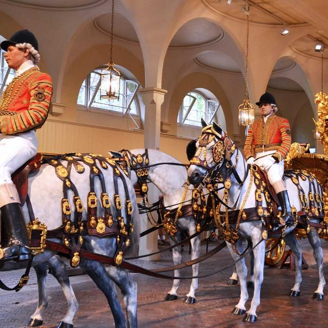 Los Royal Mews en Londres