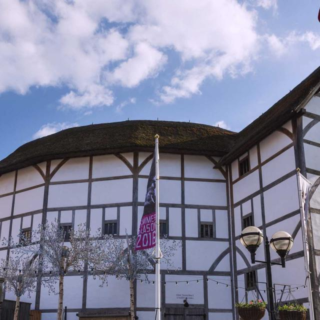 El Shakespeare's Globe en Londres